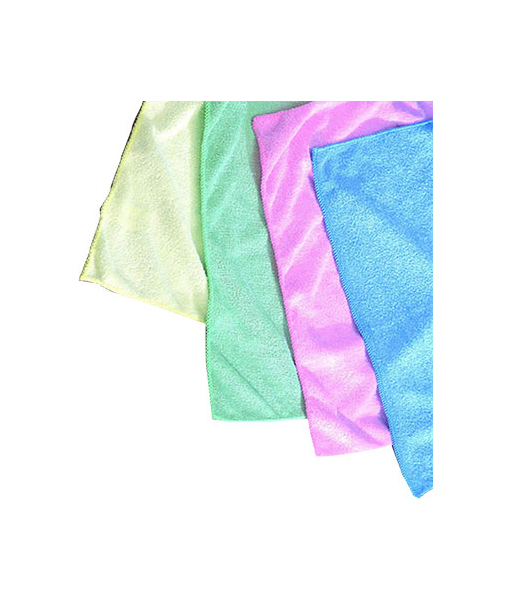 Cleanline Economy Microfibre Cloth Blue 40CM 1