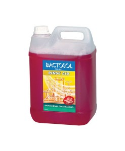 Bactosol Cabinet Rinse Aid 5L  1
