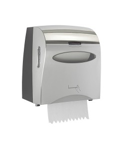 13567 Slimroll Rolled Hand Towel Dispenser Chrome  1