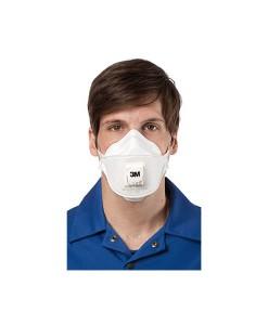 3M Aura 9332+ Fold Flat Dust, Metal, Fume Respirator Pack of 10 1