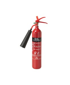 CO2 Gas Extinguisher (CLASS B,AND ELECTRICAL ) 1