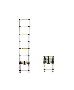 Aluminium Telescopic Ladder 1