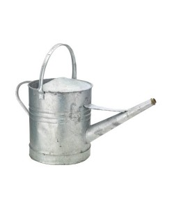 Galvanised Watering Cans 1