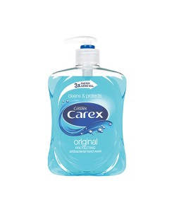Carex Bactericidal Hand Wash 500ML Case of 6 1