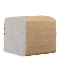 4471 Hostess Folded Toilet Tissue 520 Sheets White 1Ply Case of 36 1