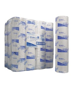 """7288 Wypall L20 20"""" Wipe 140 Sheet White 51CM 1 Ply Case of 12 1"""