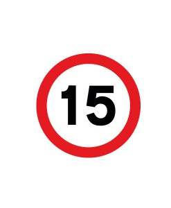 15mp Safety Sign 1