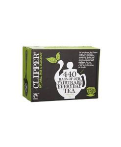 Clipper Fairtrade One Cup Tea Bags 1