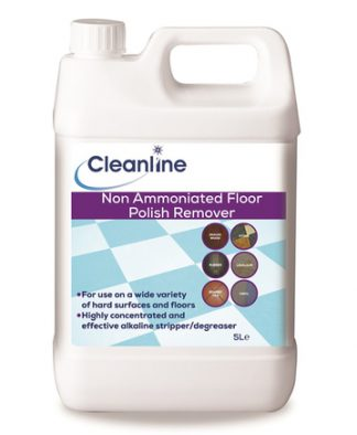 Cleanline Non Ammoniated Polish Remover