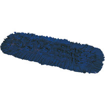 Synthetic Dual Dust Control Mop Head Blue
