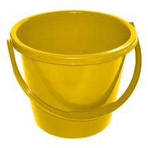 CleanWorks Plastic Bucket Yellow