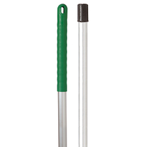 CleanWorks EX Mop Handle Easy Push Green
