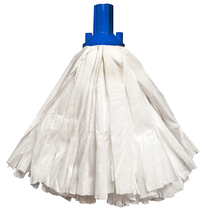 CleanWorks EX Non Woven Socket Mop Blue