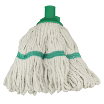 CleanWorks HX Socket Mop Green