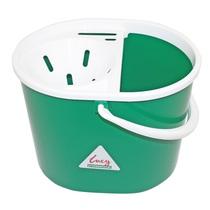 Oval Mop Bucket Green