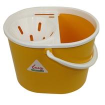 Oval Mop Bucket Yellow