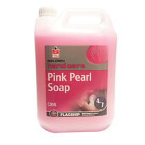 Pink Pearl Hand Soap