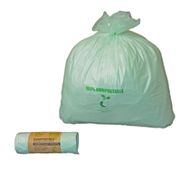 Compostable Sack - Green