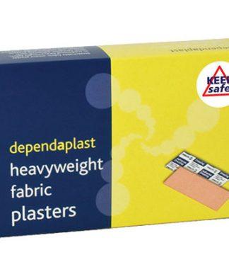 Dependaplast Fabric Plasters