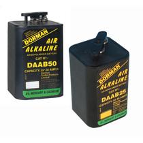 Dorman Air Alkaline Depolarized Lamp Battery 25amp
