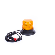 Rotating Amber Beacon Light