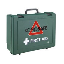 Keep Safe Standard HSE 10- Person First Aid Kit
