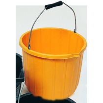 Industrial Plastic Bucket - Yellow