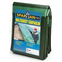 SpartanPro Multisheet Tarpaulin 10m x 4m