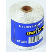Spartan Nylon Builders Line - 125m
