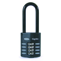 Squire Combination Recodeable Long Shackle Padlock