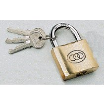 Spartan Brass Padlock - 50mm