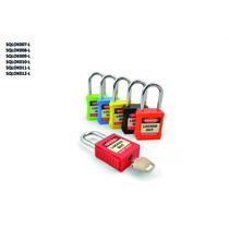 Safety Lockout Padlock - Red