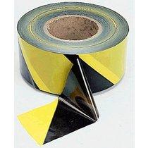Guard Zebra Tape with Dispenser - Black/Yellow