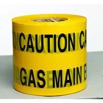 Caution Gas Main Underground Tape