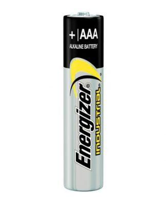 Battery Energizer Industrial AAA (PK 10)