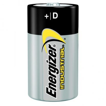 Battery Energizer Industrial Type D (PK 12)