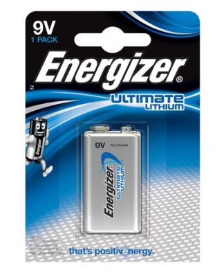 Battery Energizer Lithium Type 9V Single (EA)