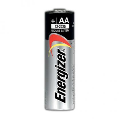 Battery Energizer Max - AA (PK 4)