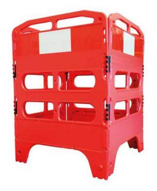 Melba Swintex Utility Barrier - Red