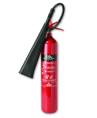 CO2 Gas Extinguisher (CLASS B, FLAMMABLES AND ELECTRICAL )