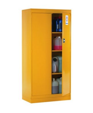 1800 Double Door Hazard Cupboard