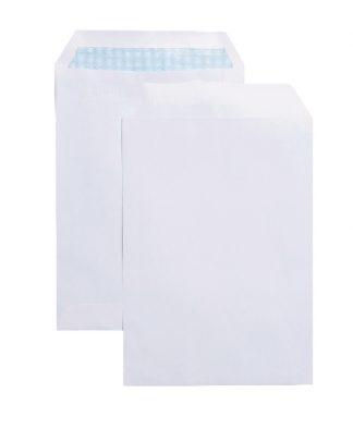 C5 90G Env White S/Seal Plain Pocket 1D60 pack 500