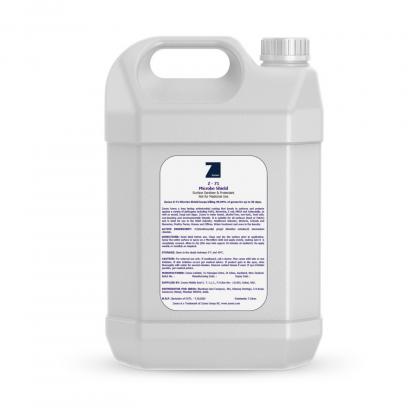 Zoono Microbe Shield Surface Sanitiser Bulk 5L