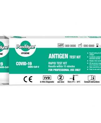 Panodyne COVID-19 Antigen Rapid Test Kit - Box