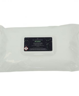 ELIMINATOR HIGH PERFORMANCE DISINFECTANT WIPES - PACK 100